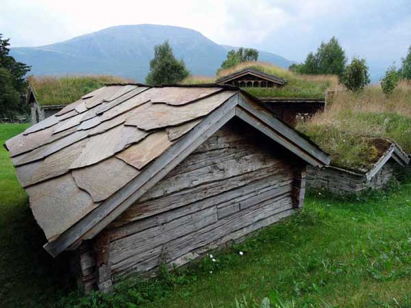 Norwegian Stone Roof
