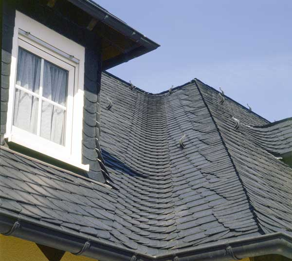 SSQ slate roof in Germany